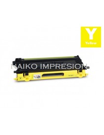 Tóner compatible Brother DCP-9040CN/ 9042CDN/ 9045CDN/ 9045CN Amarillo