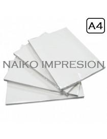 Papel Sublimación Premium HD DINA4 120gr