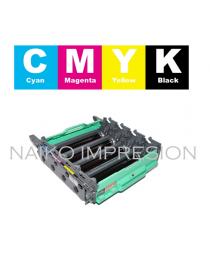Tambor compatible Brother DCP-9055CDN/ 9270CDN Negro y Color