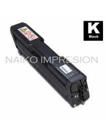 Tóner compatible Ricoh Aficio SP C220N/ C220S/ C221N/ C221SF/ C222DN/ C222SF/ C240DN/ C240SF Negro