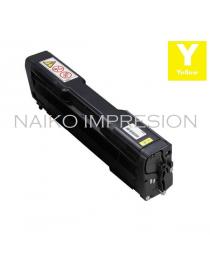 Tóner compatible Ricoh Aficio SP C220N/ C220S/ C221N/ C221SF/ C222DN/ C222SF/ C240DN/ C240SF Amarillo