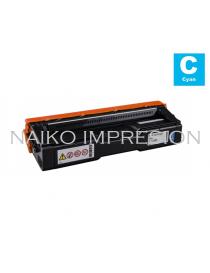 Tóner compatible Ricoh Aficio SP 250DN/ C250E/ C250SF/ C250SFW/ C260DNW/ C260SFNW/ C261DNW/ C261SFNW Cyan