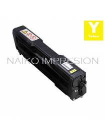 Tóner compatible Ricoh Aficio SP C252DN/ C252SF/ C262DNW/ C262SFNW Amarillo