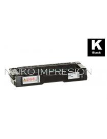 Tóner compatible Ricoh Aficio SP C340DN Negro