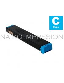 Tóner compatible Sharp MX-1810U/ 2010U/ 2310U/ 2314N/ 2314NSF/ 2614N/ 3111U/ 3114N Cyan