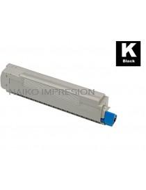 Tóner compatible Oki C823/ C833/ C843 Negro