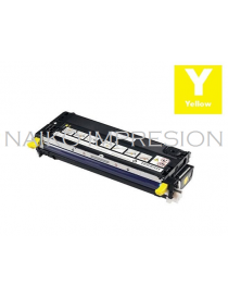 Tóner compatible Dell 3110CN/ 3115CN Amarillo
