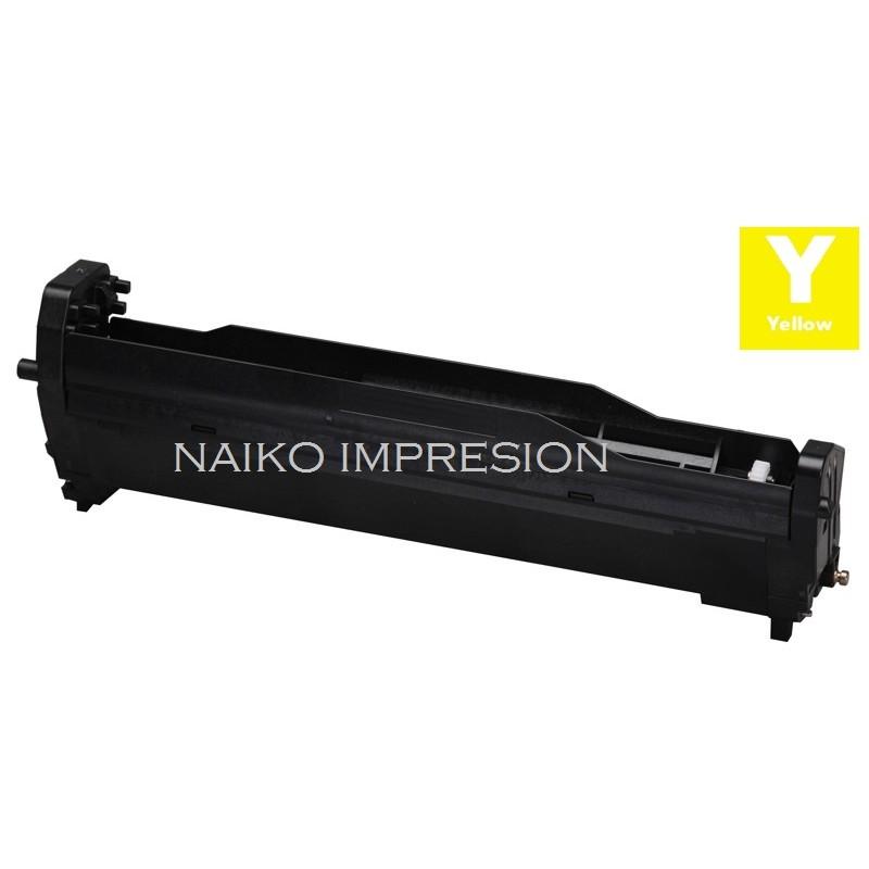 Tambor compatible Oki C3300/ C3400/ C3450/ C3600 Amarillo