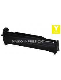 Tambor compatible Oki C3500MFP/ C3520MFP/ C3530MFP Amarillo