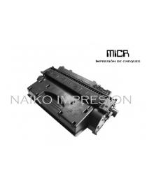 Tóner MiCR compatible con Hewlett Packard Laserjet Pro 400 M401/ MFP M425
