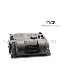 Tóner MICR compatible con Hewlett Packard Laserjet Enterprise 600 M602/ M603/ M4555 MFP