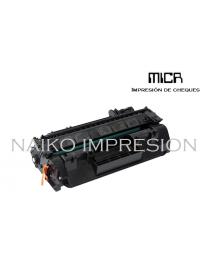 Tóner MICR compatible con Hewlett Packard Laserjet P2035/ P2055/ P2055d/ P2055dn