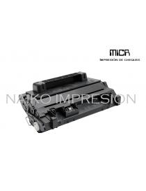 Tóner MICR compatible con Hewlett Packard Laserjet P4014/ P4015/ P4515