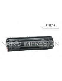 Tóner MICR compatible con Hewlett Packard Laserjet P1005/ P1006