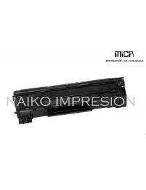 Tóner MICR compatible con Canon LBP 3010/ 3100
