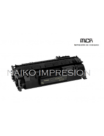 Tóner MICR compatible con Canon i-Sensys LBP 6300dn/ LBP 6650dn/ MF 5840dn/ MF 5880dn/ MF 5940dn/ MF 5980dn
