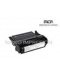 Tóner MICR compatible con IBM Ricoh Infoprint 1832/ 1852/ 1872