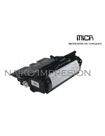 Tóner MICR Dell compatible con 5210n/ 5310n