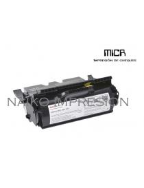 Tóner MICR compatible con IBM Ricoh Infoprint 1532/ 1552/ 1570/ 1572