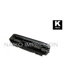 Tóner compatible con Hewlett Packard Color Laserjet Pro M254/ MFP280/ MFP281 Series Negro