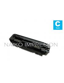 Tóner compatible con Hewlett Packard Color Laserjet Pro M254/ MFP280/ MFP281 Series Cyan