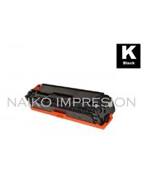 Tóner compatible con Hewlett Packard Color Laserjet CP1215/ CP1515/ CP1518/ CM1312  Negro