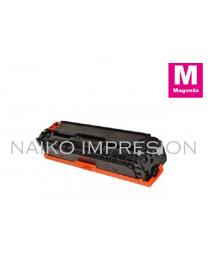 Tóner compatible con Hewlett Packard Color Laserjet CP1215/ CP1515/ CP1518/ CM1312  Magenta