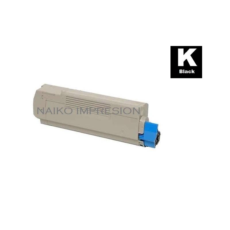Tóner compatible Oki Executive ES6412 Negro