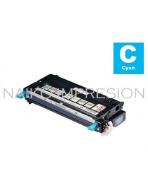 Tóner compatible Xerox Phaser 6180/ 6180MFP Cyan