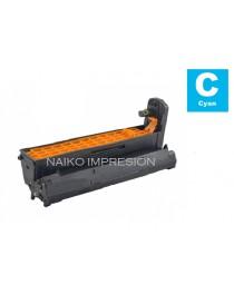 Tambor compatible Oki Executive ES7412 Cyan