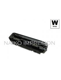 Tóner compatible con Hewlett Packard Color Laserjet Pro M377/ M452/ M477 Series Blanco