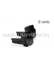 Tóner compatible Toshiba e-Studio 16/ 16P/ 16S/ 160DP (2 unidades)