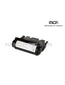 Tóner MICR compatible con Lexmark T630/ T632/ T634