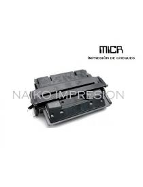 Tóner MICR compatible con Hewlett Packard Laserjet 4000/ 4050