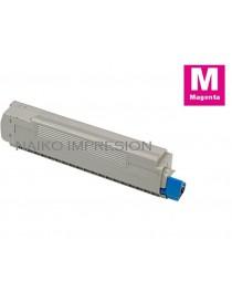 Tóner compatible Oki MC873 Magenta