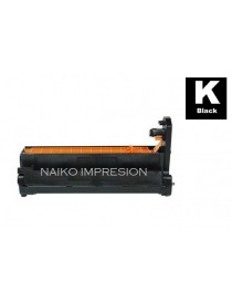 Tambor compatible Oki C3200 Negro