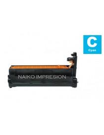 Tambor compatible Oki C3100 Cyan