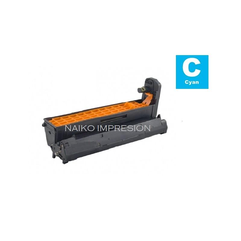 Tambor compatible Oki C710 Cyan