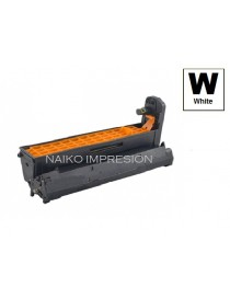 Tambor compatible Oki Pro7411WT Blanco