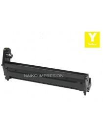 Tambor compatible Oki MC851/ MC860/ MC861 Amarillo