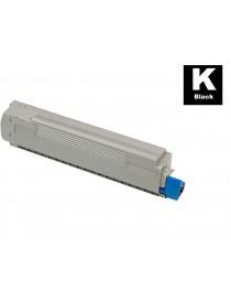Tóner compatible Oki C801/ C821 Negro