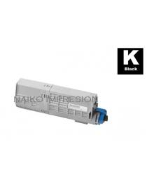 Tóner compatible Oki MC563/ MC573 Negro