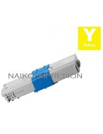 Tóner compatible Oki Executive ES3451MFP/ ES5430/ ES5461MFP Amarillo