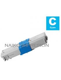 Tóner compatible Oki Executive ES3452MFP/ ES5431/ ES5462MFP Cyan