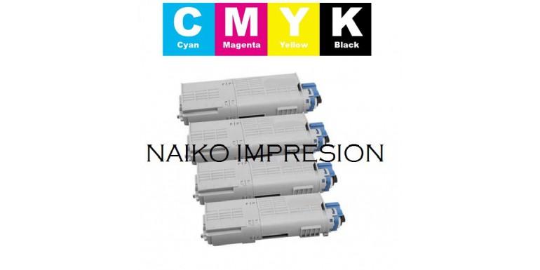 Tóner compatible Oki Executive ES5432/ ES5442/ ES5463MFP y ES5473MFP